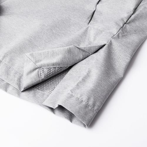 岩石灰戶外運動外套