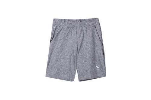 岩石灰運動短褲