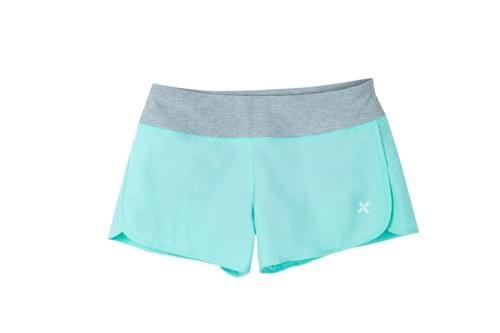薄荷綠運動短褲