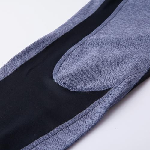 岩石灰運動長褲