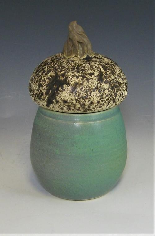 Acorn Jar
