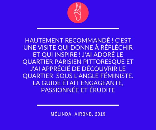Street Art & Féminisme (16.5€-19.5€)