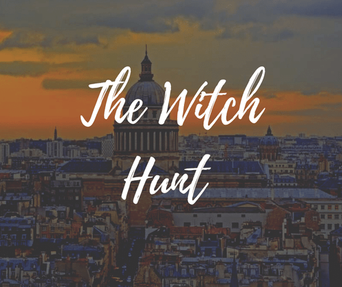 The Witch Hunt: Paris' powerful women (16€-22€)