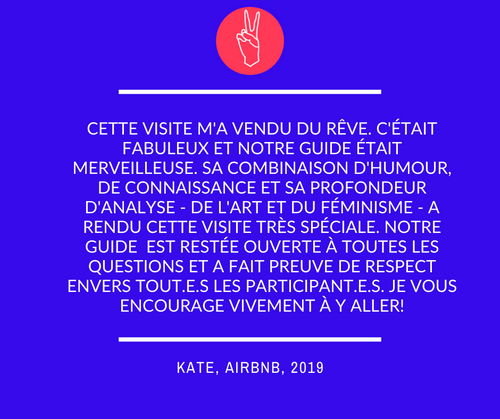 Louvre & Féminisme (29€)