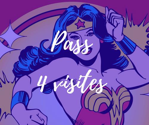 BON CADEAU : Pass 4 visites guidées (65€)