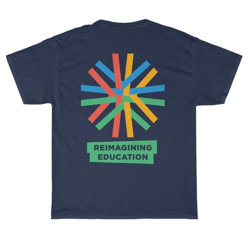 Adult T-Shirt (Design Back)