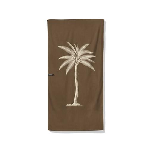Brown Palm - Lucas Taub Signature Towel