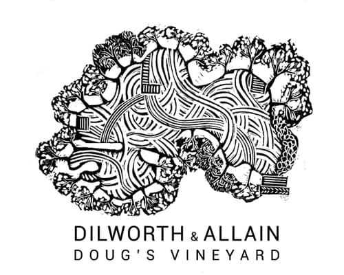 Doug's Vineyard Pinot Noir 2018 Romsey Macedon Ranges 1500mL
