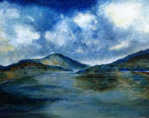 Thur 13 May - 1 July Learn how to paint in acrylic with Jenny Greig from 2-4.30pm