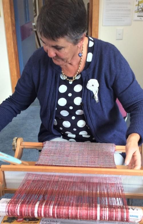 Friday 29 May Session 9am to 11am Weaving or Printmaking Studios