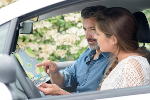 5 leçons de conduite