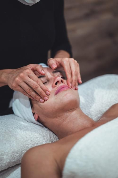 Facial Detox Massage
