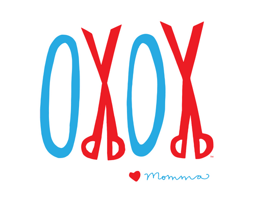 BIG OXOX Handwashing sign - Love Momma