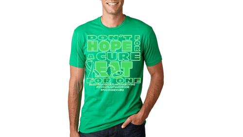 Eat to Live Series Unisex Tshirts 7 Colors