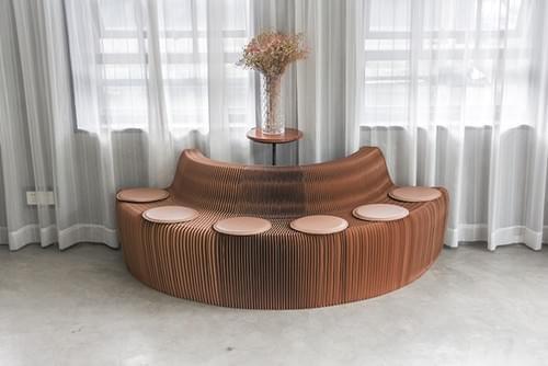 Paper Sofa