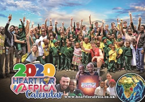 2020 Calendar (with postage)