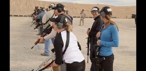Practical Rifle Course