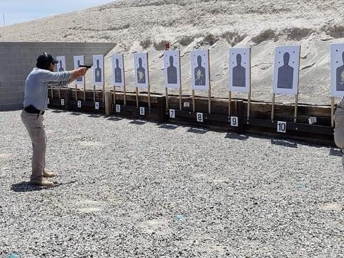 Four Day Defensive Handgun Course