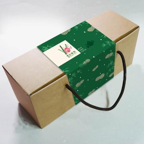 鹿谷小半天-竹米茶香伴手禮盒