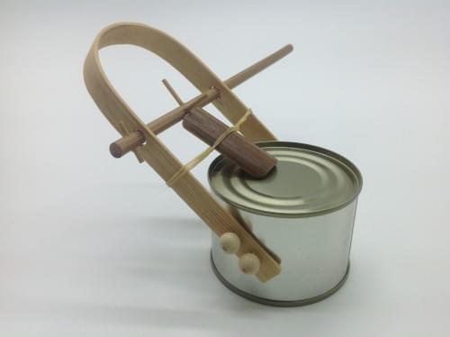 小半天竹藝工坊 - 蕃薯鼓