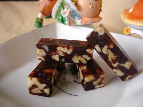 (季節限定)牛軋糖系列 杏仁原味&蔓越莓杏仁 - 牛牛手工屋