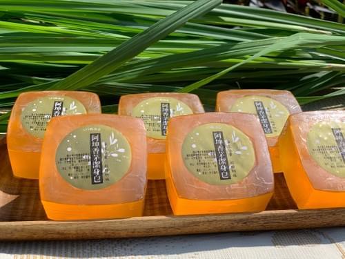 香茅香皂 - 阿坤香茅工坊