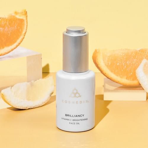 BRILLIANCY Vitamin C Brightening Face Oil AM/PM