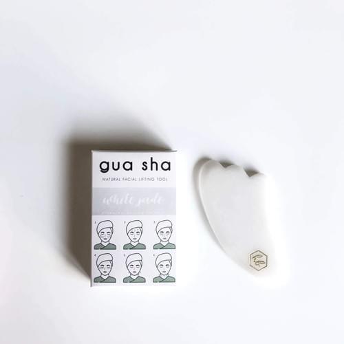 White Jade Gua Sha