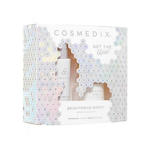 Cosmedix Brightening Boost Bundle