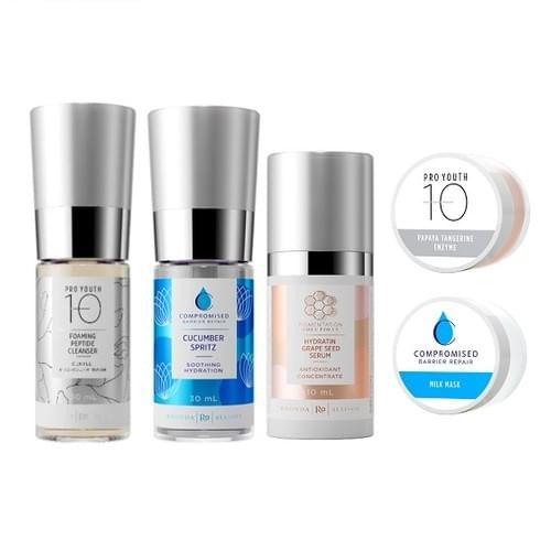 Hydrating Facial Kit - 5 piece kit
