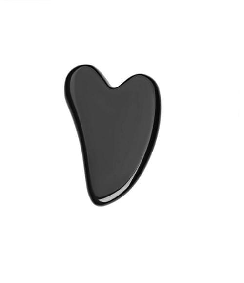 Black Obsidian Gua Sha Board