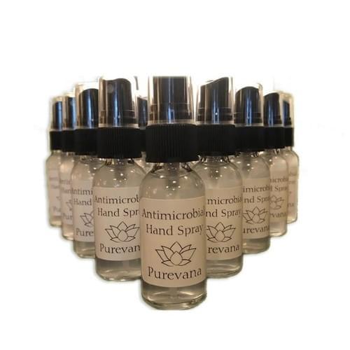 Purevana Hand Sanitizer Spray
