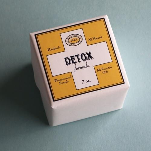 Effervescent Cube Detox