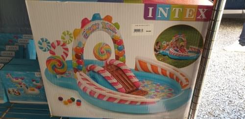 Bouée Aire de Jeux Candy