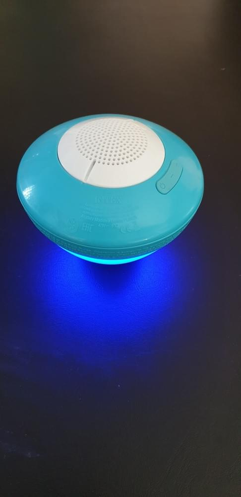 Lampe LED Radio HP Bluetooth