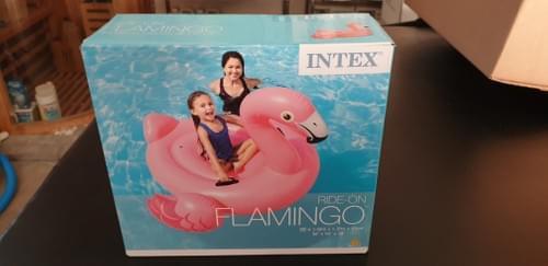 Bouée Flamingo
