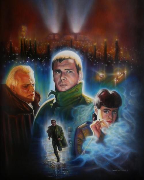 Blade Runner Giclee Print