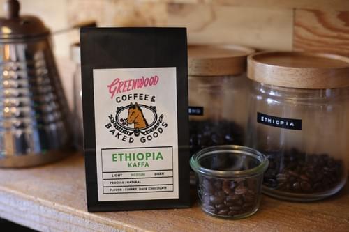 GREENWOOD COFFEE &     BAKED GOODS