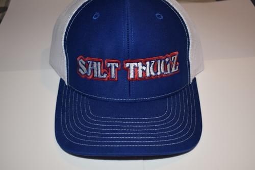 Salt Thugz Grafitti Hat