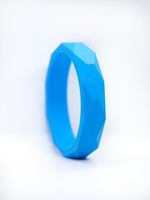 Bracelet bleu roi
