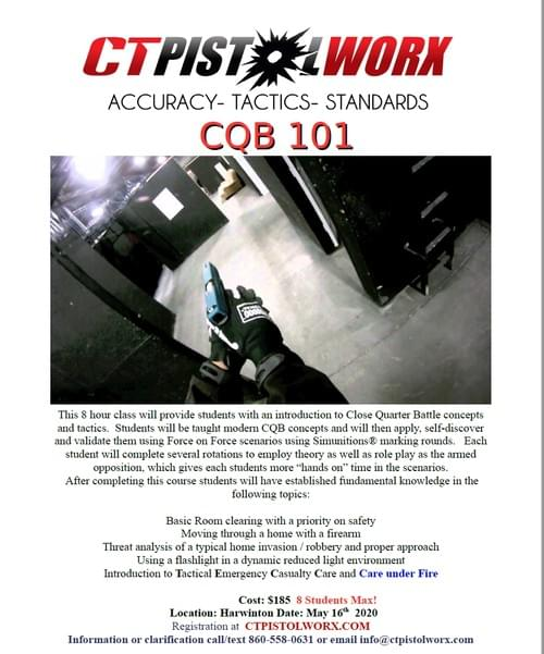 CQB 101