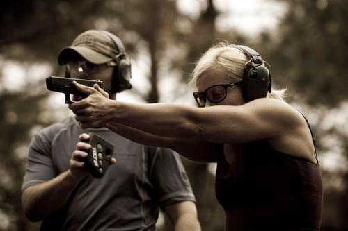 Pistol Permit Class