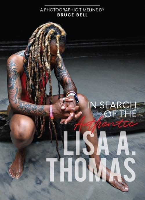 In Search of the Authentic Lisa A. Thomas - For Shipping