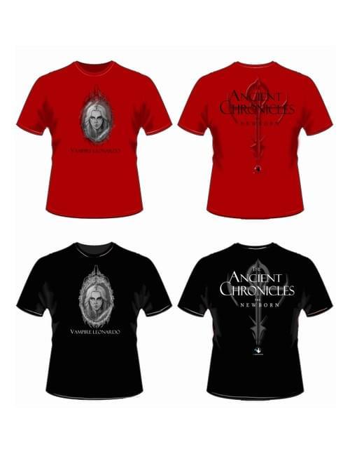 Single Character T-shirt