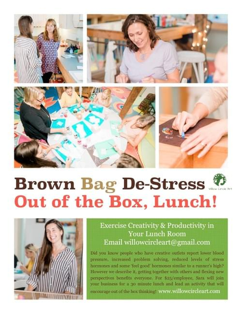 Zoom! Brown Bag De Stress, 3+ individuals