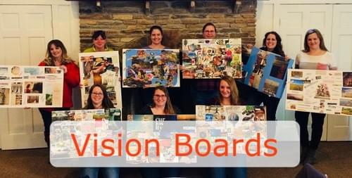 Zoom! Vision Boards, Minimum 4