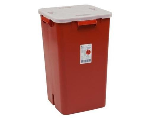 SharpsDrop - Interior Collection 19-GAL Sharps Container (5 per case)