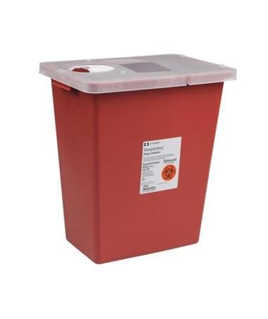 8991 - 18 GAL Red Sharps Container