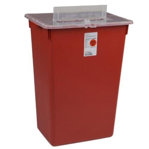 31143665 - 10 GAL Red Sharps Container