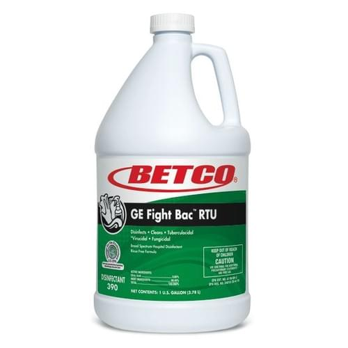BETCO 3900400 GE FIGHT BAC RTU DISINFECTANT 4/1GA